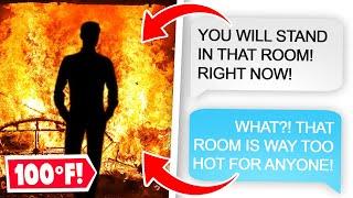 r/maliciouscompliance - The 100°F Room...