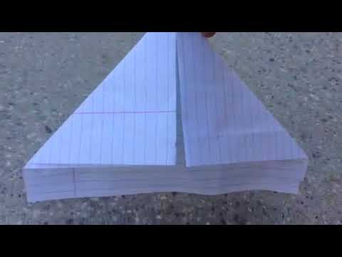 How to make the Paper boat  from IT