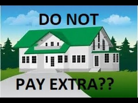 When Should We NOT Pay Extra Toward Our Mortgage?