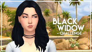 Download NEW LET'S PLAY! // The Sims 4: Black Widow Challenge #1 Video