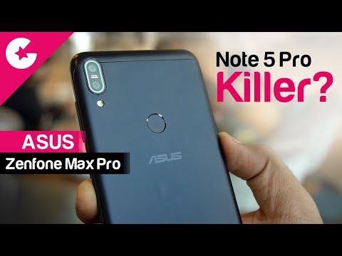 Asus Zenfone Max Pro M1 - Redmi Note 5 Pro Killer ???