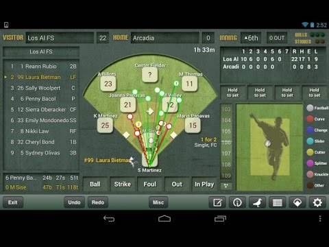 Top 5 Baseball Apps for Android