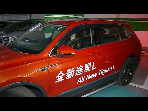 Chinese E-commerce giant Alibaba launches online auto purchases