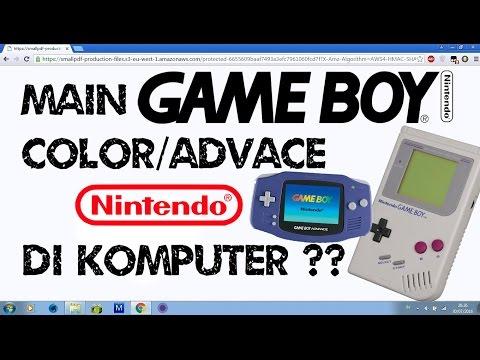 Cara Main Gameboy/Color/Advance di PC/Komputer dengan Emulator Visual Boy Advance