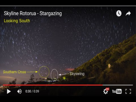Flat Earth Topic - Southern Star Trail full evidence