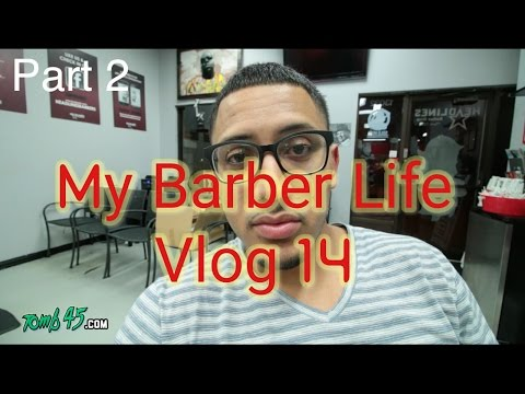 Barber School experience, Wahl Sidekick, New Barber Shop | My Barber Life Vlog 14