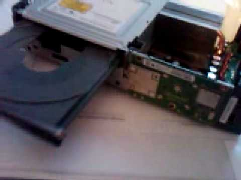 xbox 360 broken disc drive problem..