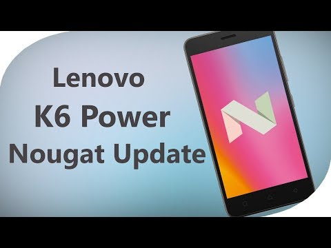 Lenovo K6 Power Nougat Update Review with AnTuTu Benchmark & Geekbench 4 Benchmarking Review