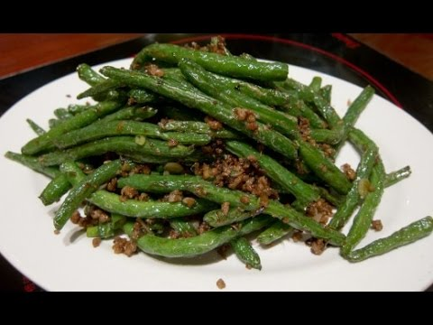 Fried Green Beans | INDIAN RECIPES | WORLD'S FAVORITE RECIPES | HOW TO MAKE