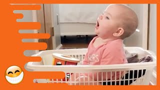Funniest Babies Who Sleep Anytime - Funny Baby Videos