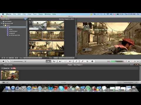 HOW TO USE SLOW-MOTION EFFECT ON (iMOVIE 11) !!!