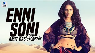 Enni Soni (Remix) | Amit Das | Saaho | Prabhas | Shraddha Kapoor | Guru Randhawa | Tulsi Kumar