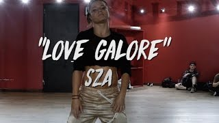 "SZA (feat. Travis Scott) - ""Love Galore""   Nicole Kirkland Choreography (Millennium Version)"