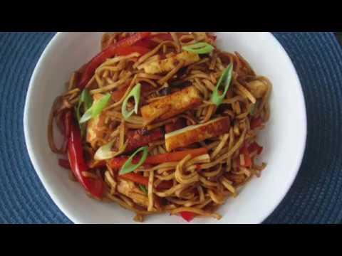 Paneer Noodles | Street Food | Easy Recipe | Vegetarian Recipe