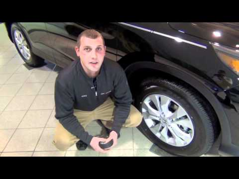 How to Check the Tire Pressure on a CR-V - Don Jacobs Honda