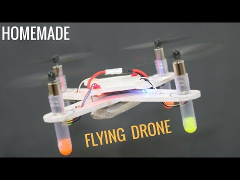 How to Make Helicopter at Home | Quadcopter
