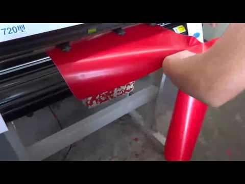 KING RABBIT Vinyl cutting plotter sticker cutter plotter