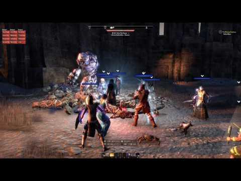 The Elder Scrolls Online Gameplay Episode 49 - Hel Ra Citadel Trial (Normal Level)