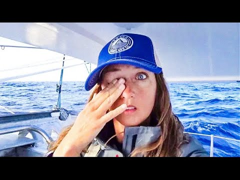 OVERNIGHT From the Berrys to Eleuthera (MJ Sailing - EP 56)