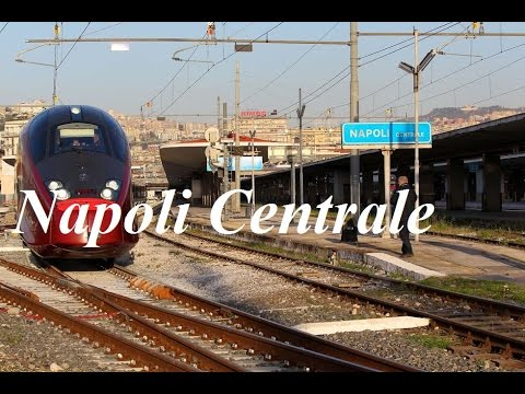 Italy/Napoli (Central Station &Toledo art Metro) Part 26/84