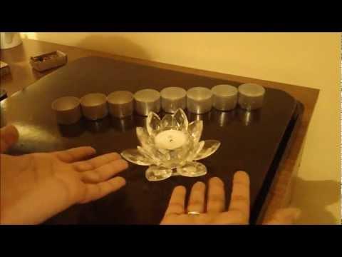 Homemade Menorah for Hanukkah - Last Minute EASY Hanukkiah - oil or wax