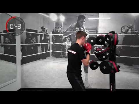 BoxMaster Workout - Round 2