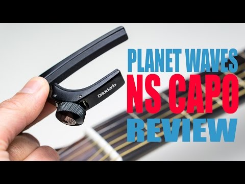 Planet Waves NS Capo Review.
