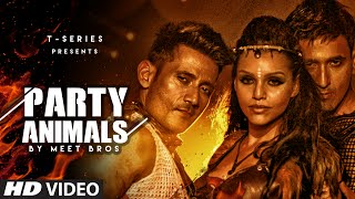 PARTY ANIMALS Video Song | Meet Bros, Poonam Kay, Kyra Dutt | New Song 2016 | T-Series