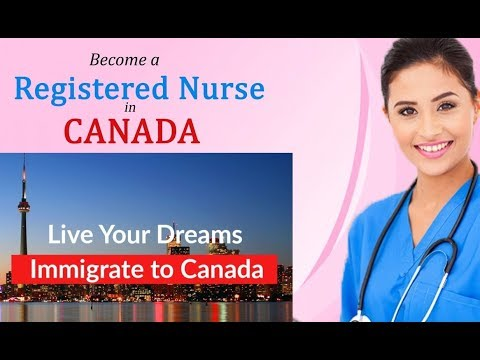 Nursing Registration and Work Permit in Canada (specially for Ontario)