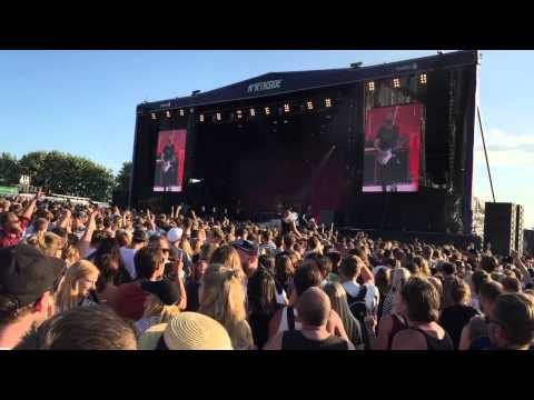 Dizzy Mizz Lizzy - Waterline @ Northside Festival 2015