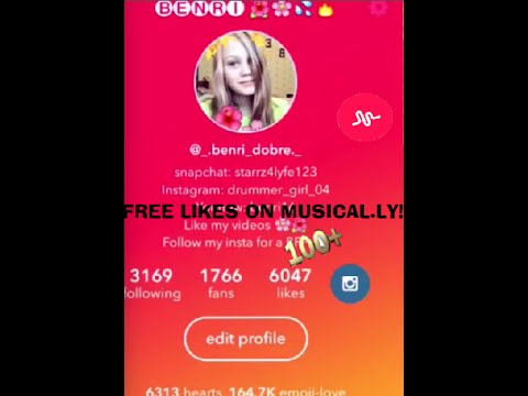 HOW TO GET FREE LIKES ON MUSICALLY! (NOT PATCHED)