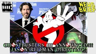 Ghostbusters 3 Announced with Jason Reitman Directing - MEAD News Brief