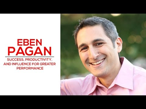 Success, Productivity, and Influence for Greater Performance - Eben Pagan and Joe Polish