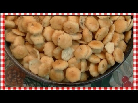 Easy Ranch Snack Crackers Recipe ~ Noreen's Kitchen