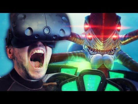 SUBNAUTICA IN VR!   Subnautica - Part 23 (Full Release)