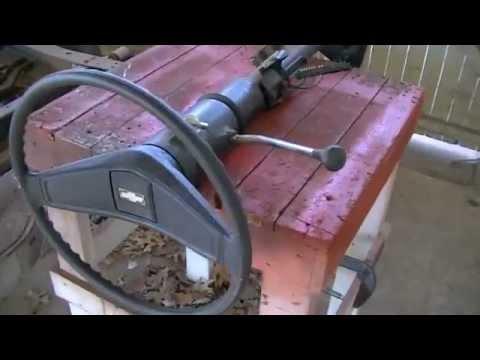 Part 1 GM Steering Column Repair