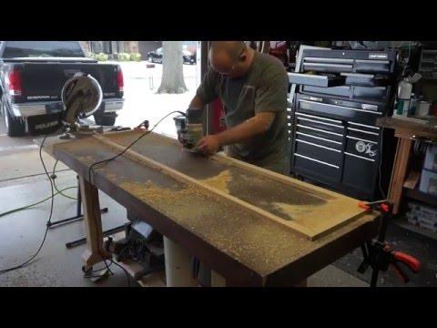 Jewelry Box Armoire Build