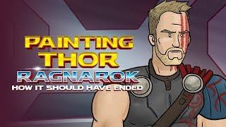 Painting the Thor Ragnarok HISHE