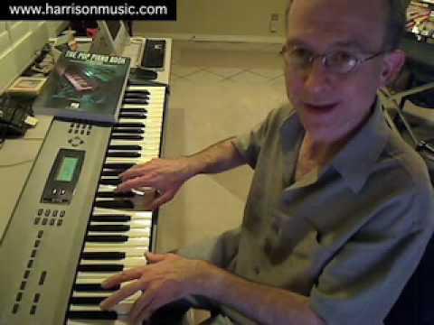 Pop-Rock Piano Lesson by Mark Harrison.mp4