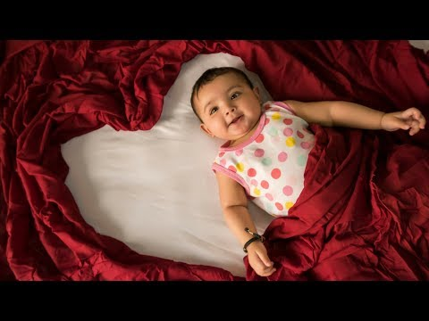 How to do Baby Photoshoot at Home - Part 1 (Hindi)