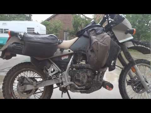 o#o How to Properly Clean Your Dual Sport Motorcycle.