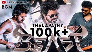 Thalapathy65 - BEAST BGM - Allan Preetham   Thalapathy Vijay   Nelson   Anirudh   RoshanJamrock