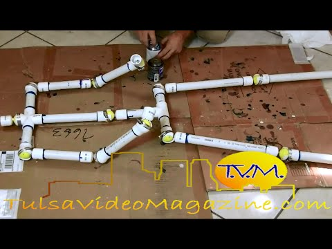 Mannequin - How to make a mannequin - Mannequin PVC Frame - New for 2017 DIY Project