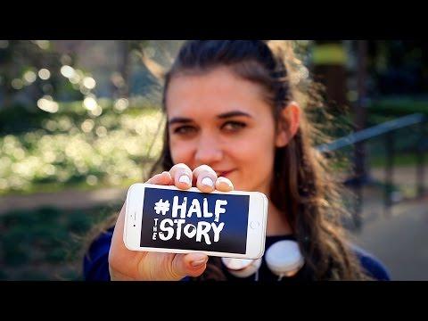 What's Your Story? Meet the Vanderbilt Student Behind #halfthestory