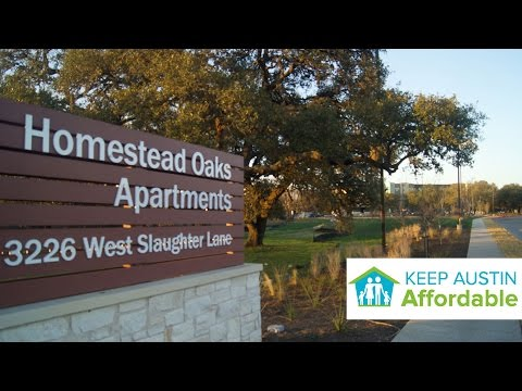 Home Sweet Homestead - Keep Austin Affordable Video