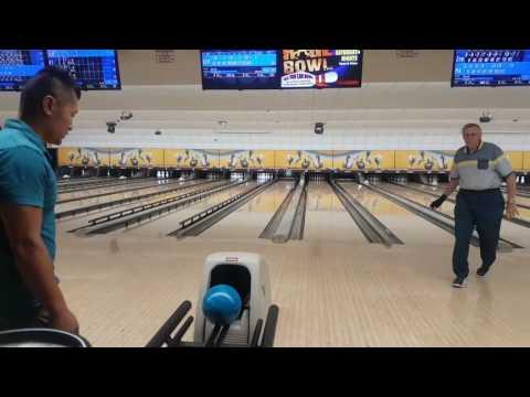 Bowling a Score of 191