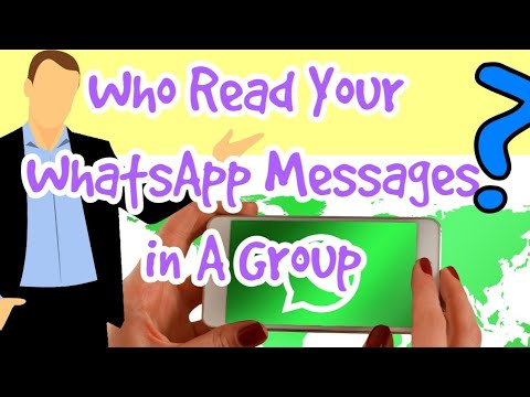 How To See Who Read Your WhatsApp Messages In A Group?