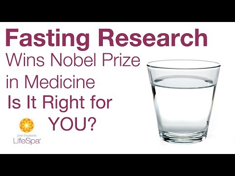 Fasting Research Wins Nobel Prize in Medicine. Is it Right for You?   John Douillard's LifeSpa