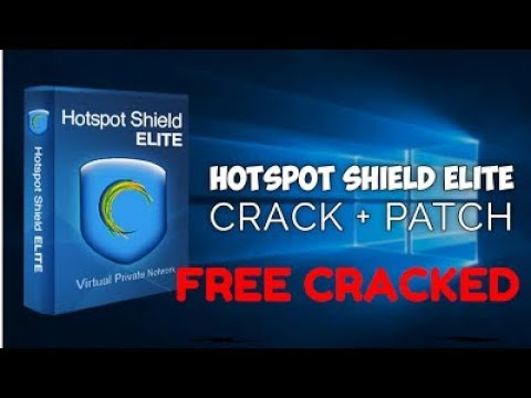 How to install Hotspot Shield VPN | FOREVER CRACK| cyberghost crack| vpn software