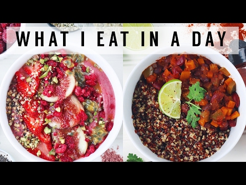 What I Eat In A Day | Vegan #58
